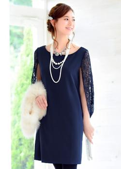 30代から40代、50代の方が親戚として結婚式に出席する際におすすめの服装、上品でフォーマル感のあるキレイパーティードレスをご紹介しています。